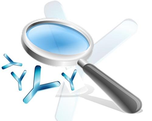 Buscador de anticuerpos: guía de uso