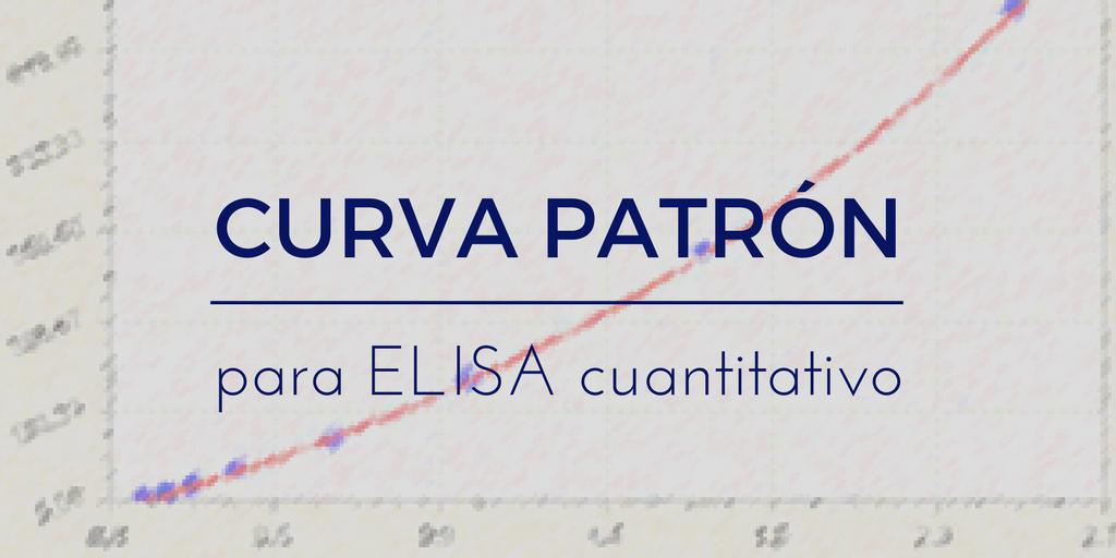 Cómo hacer una curva patrón para ELISA