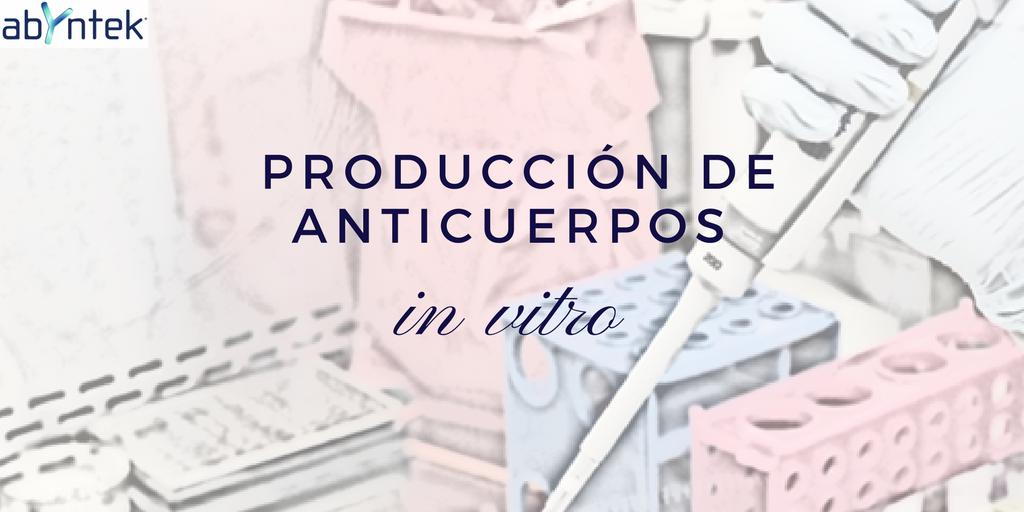 Claves para la producción de anticuerpos in vitro