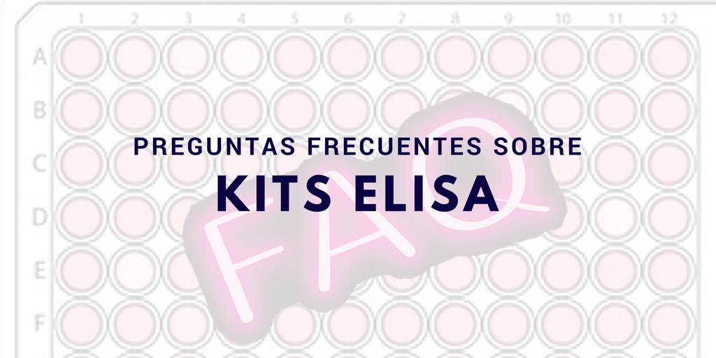Preguntas frecuentes sobre kits ELISA