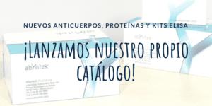 Anticuerpos, proteínas y kits ELISA