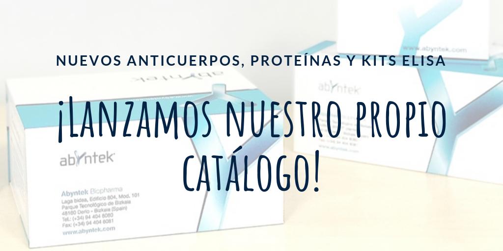 Nuevos Anticuerpos, Proteínas y kits ELISA