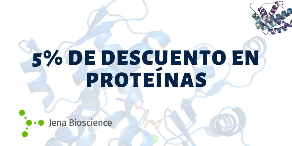 Descuento en proteínas