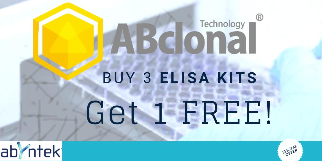 ELISA gratis ABCLONAL Abyntek