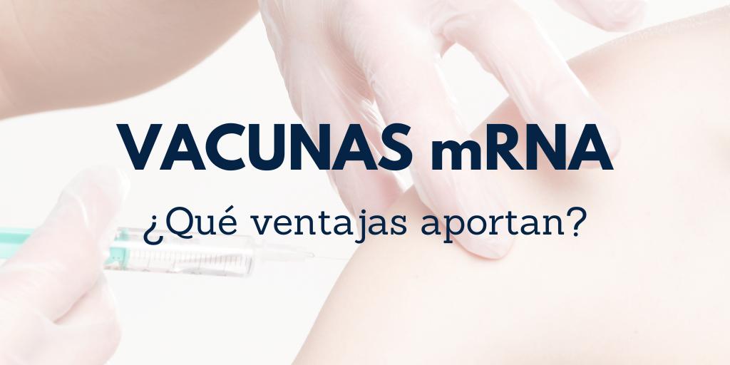 Vacunas de RNA mensajero