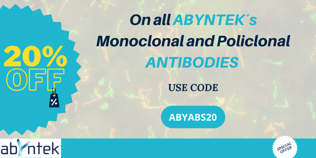 20% off Abyntek Antibodies